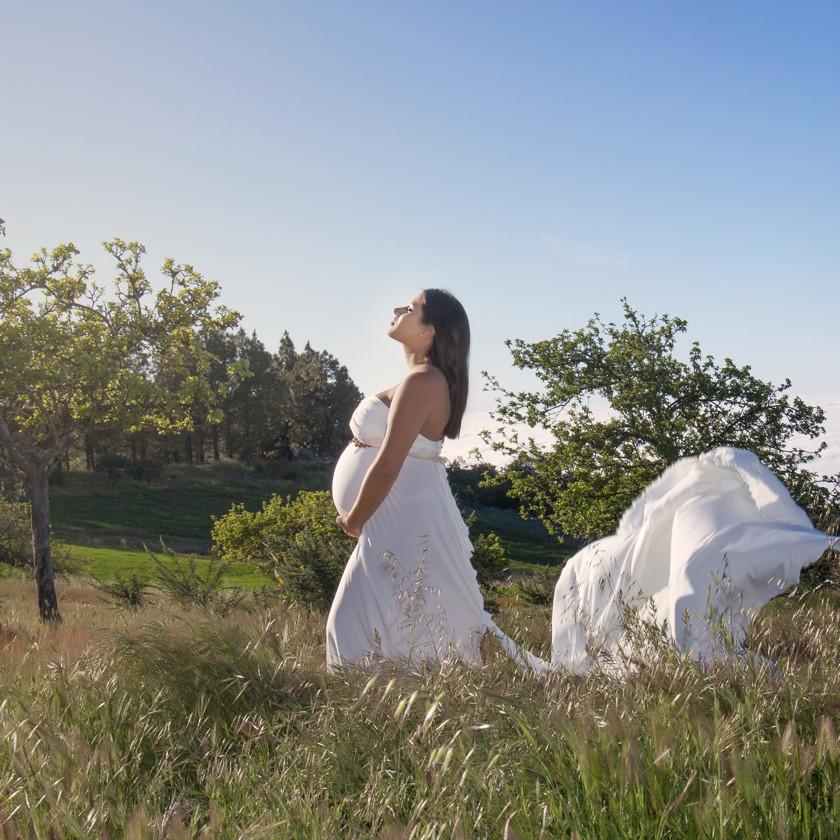 Video sesión de Embarazo con Clara Cuervo