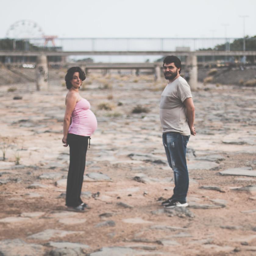 Livia y Álvaro